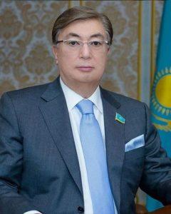 Токаев Касым - Жомарт